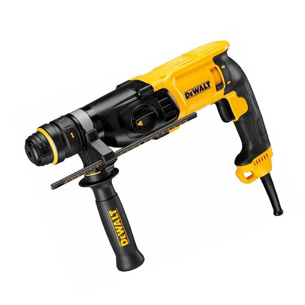 Перфоратор DEWALT D25134K, SDS-plus, 800 Вт D25134K-KS