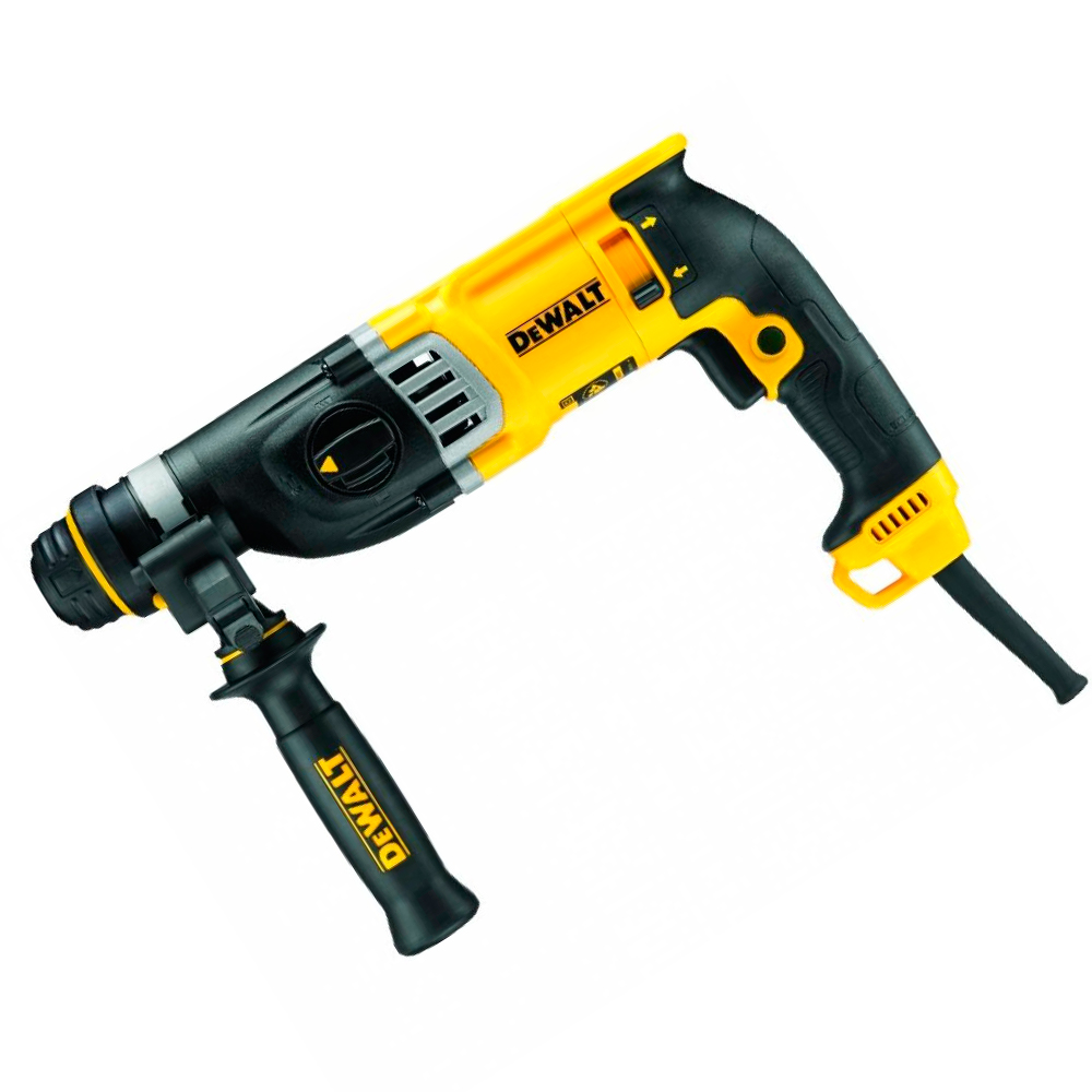 Перфоратор DEWALT D25143K, SDS-plus, 900 Вт D25143K-KS