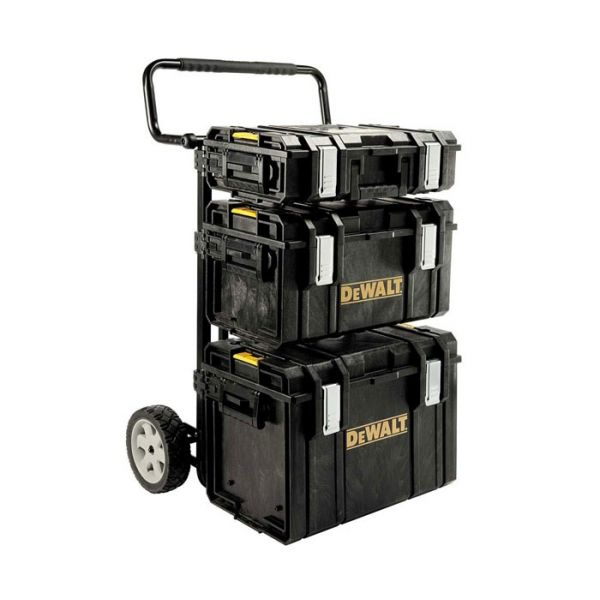 Система хранения для электроинструмента DEWALT TOUGH SYSTEM 1-70-349, 4 в 1 в сборе