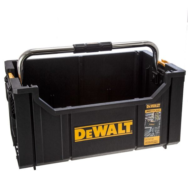 Модуль системы DEWALT TOUGH SYSTEM DWST1-75654, DS350 - открытый ящик
