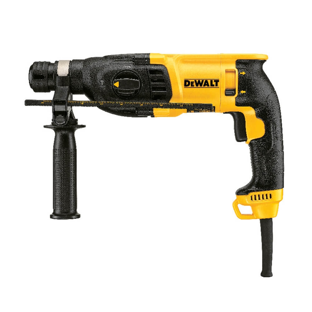 Перфоратор DEWALT D25133K, SDS-plus, 800 Вт D25133K-KS